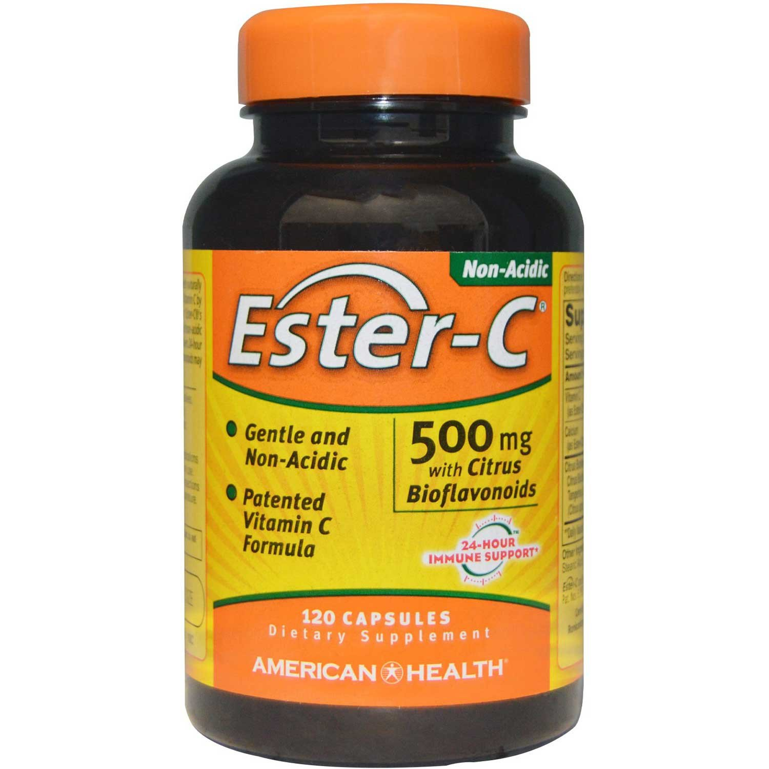 American Health Ester-C 500 mg, 120 caps