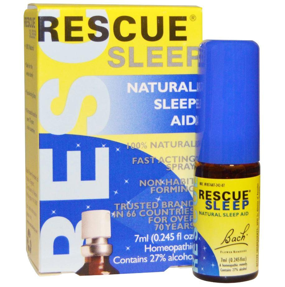 Bach Flower Remedies Rescue Remedy Sleep (USA), 7ml