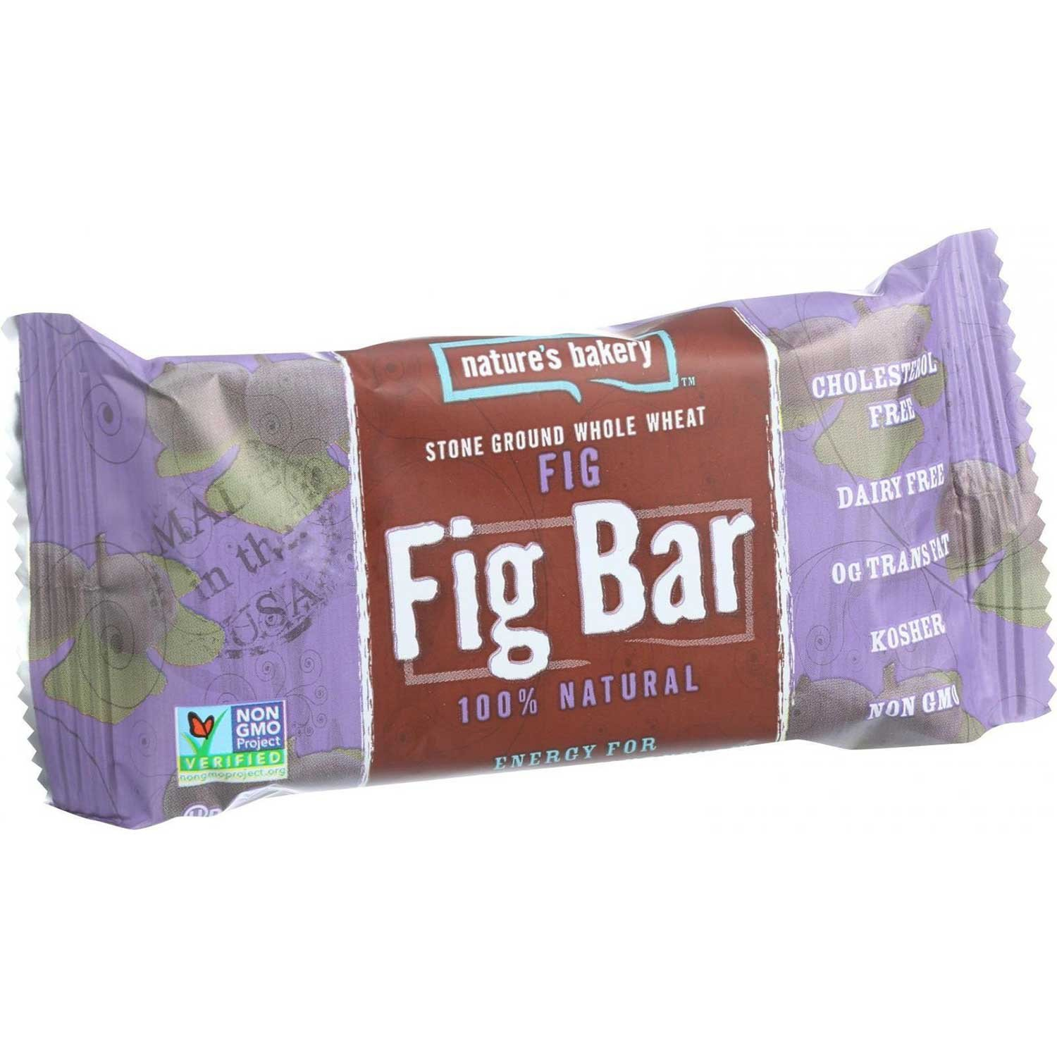 Nature's Bakery Original Fig Bar (Whole Wheat), 57g