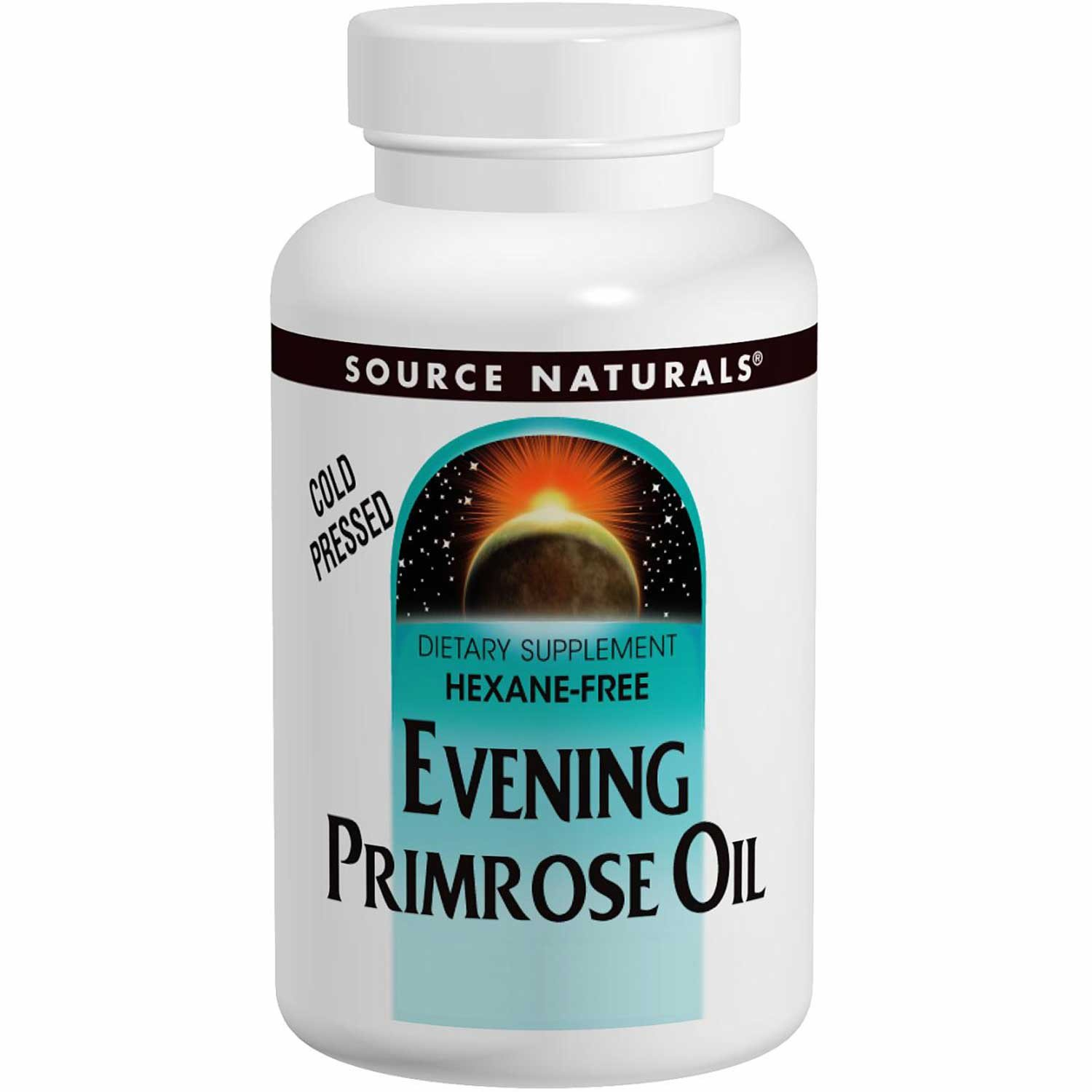 Source Naturals Evening Primrose Oil (500 mg), 90 sgls