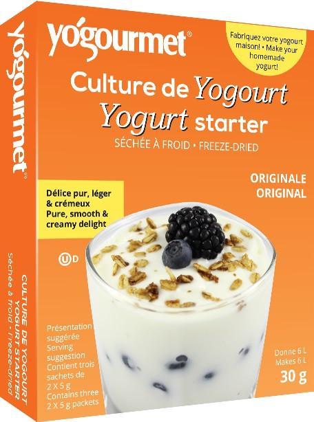 Yogourmet Yogurt Makers Extra Batch Container, 2 L
