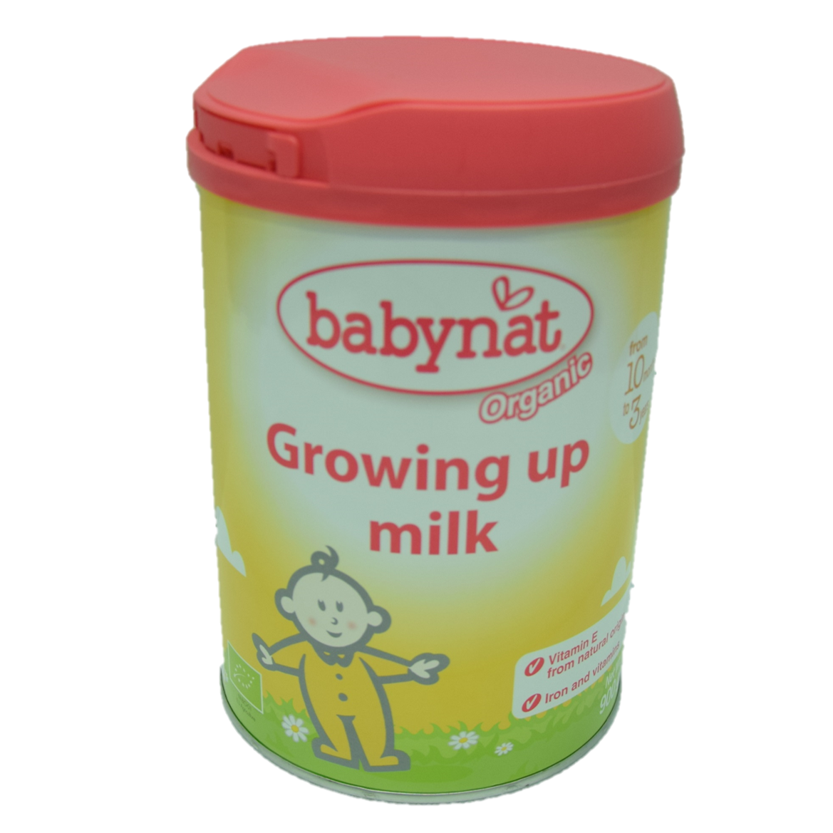 Babynat Organic Growing Up Milk (10 mos. onwards), 900 g