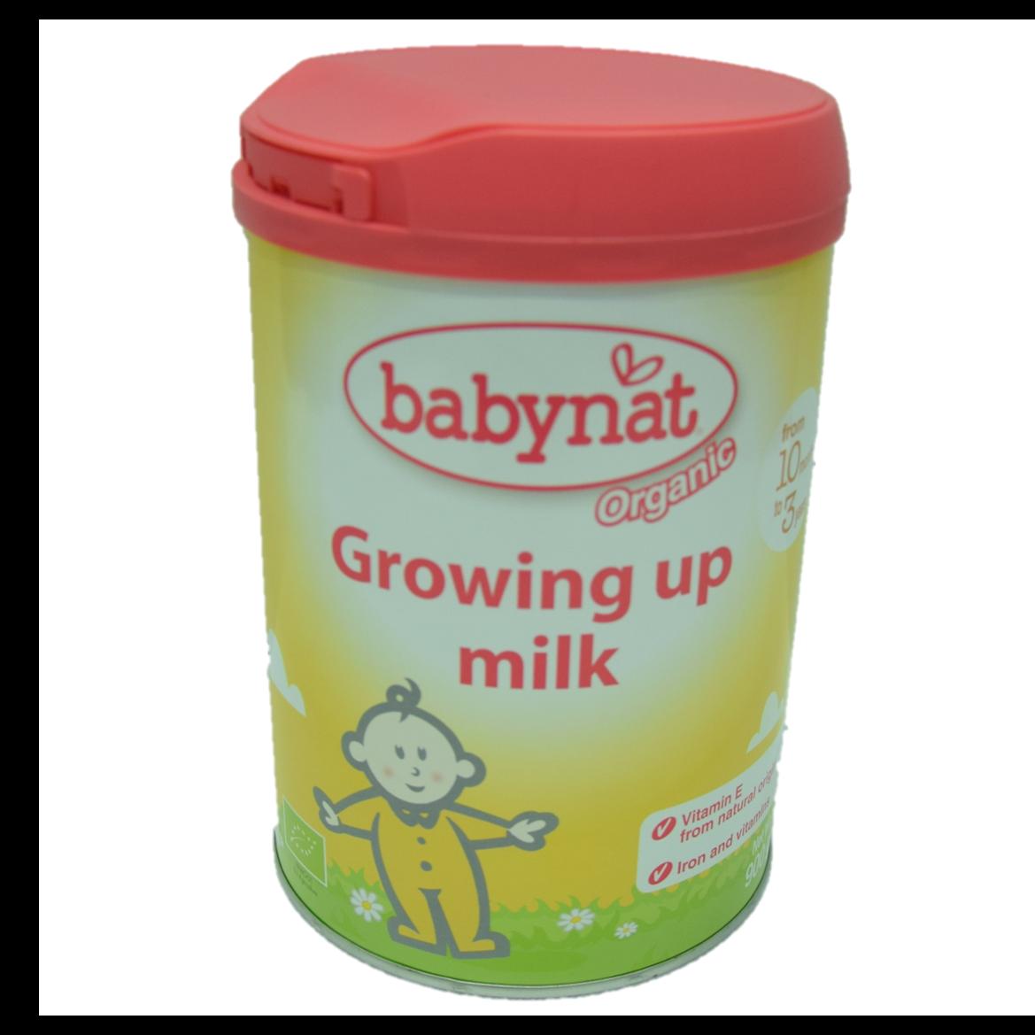Babynat Organic Growing Up Milk (10 mos. onwards), 900 g