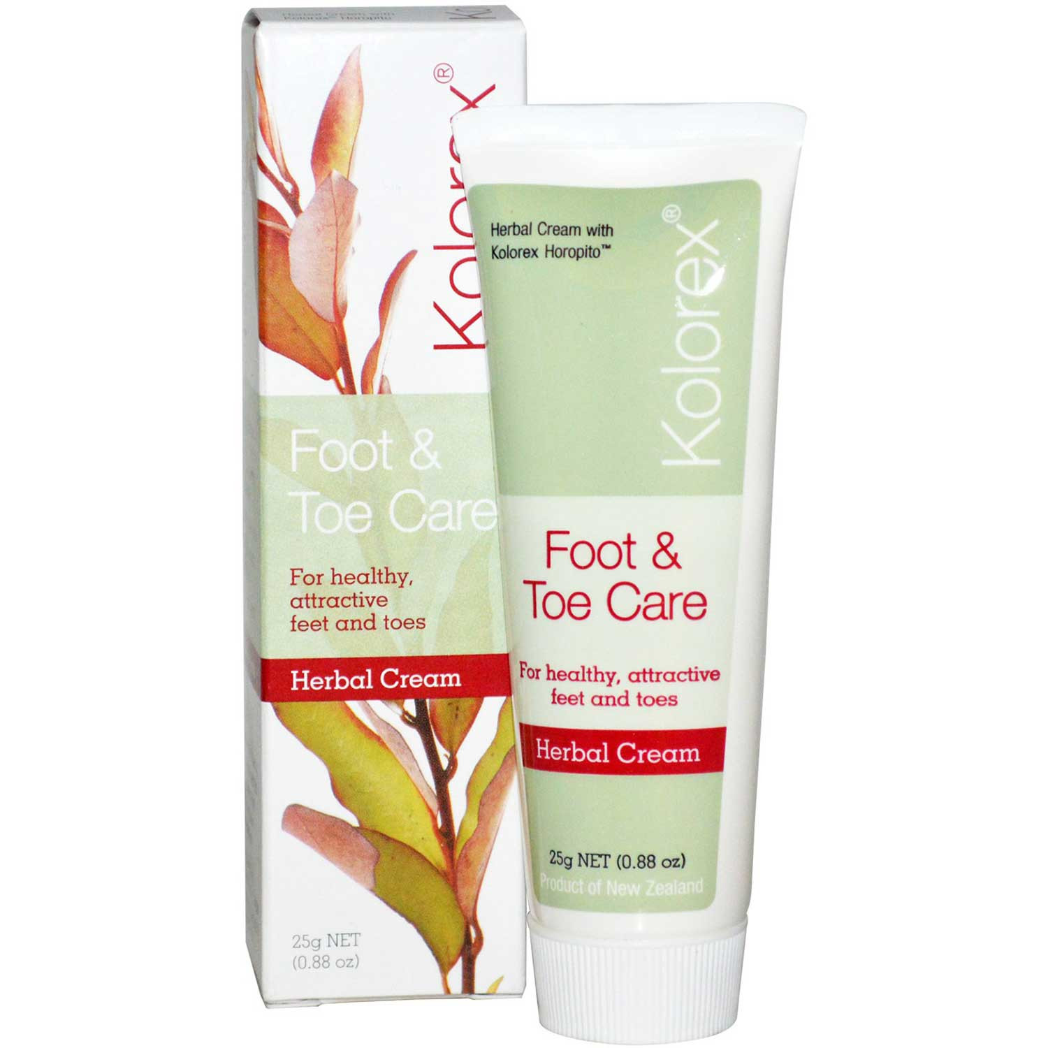 Kolorex Foot Toe Care Cream, 25g