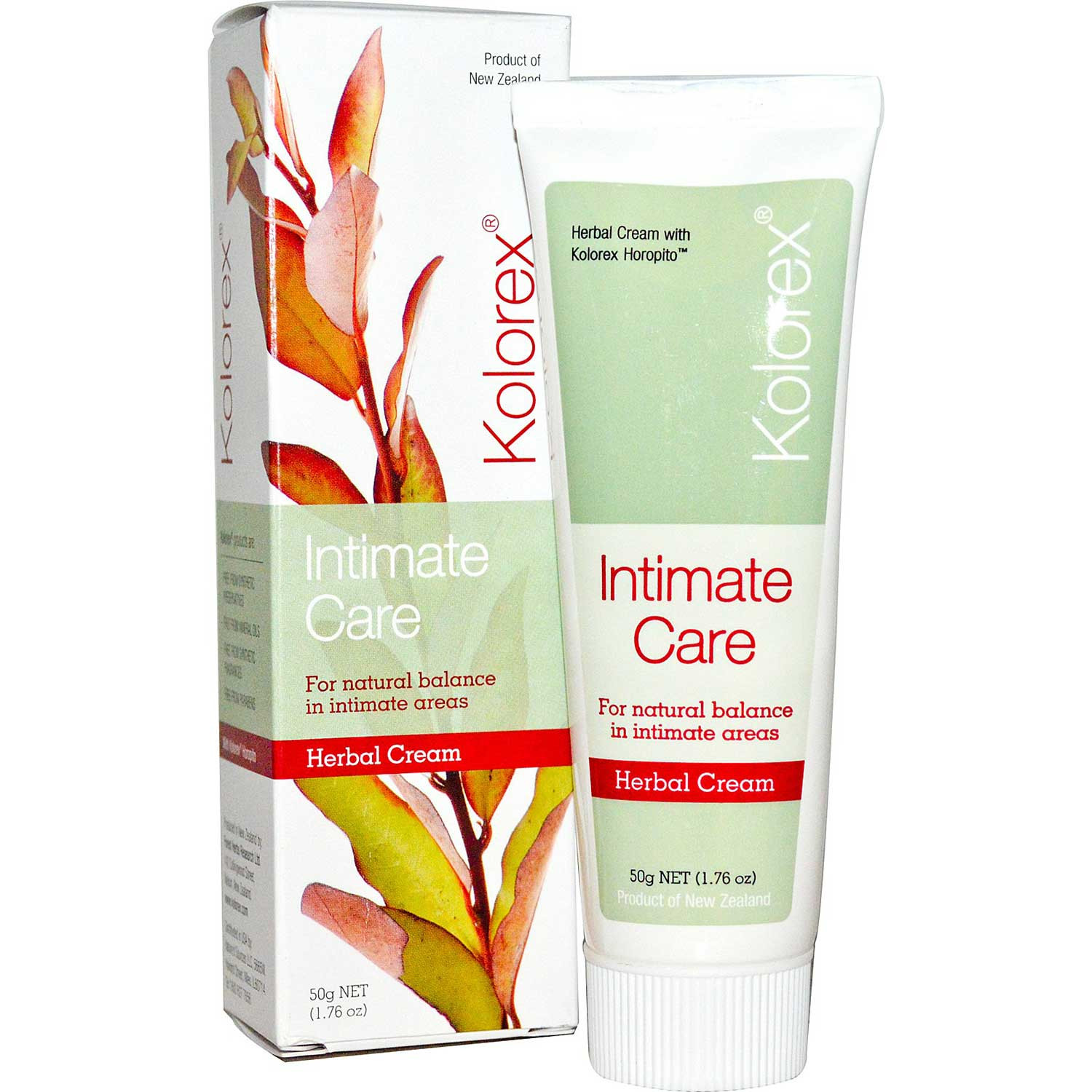 Kolorex Intimate Care Cream, 50g