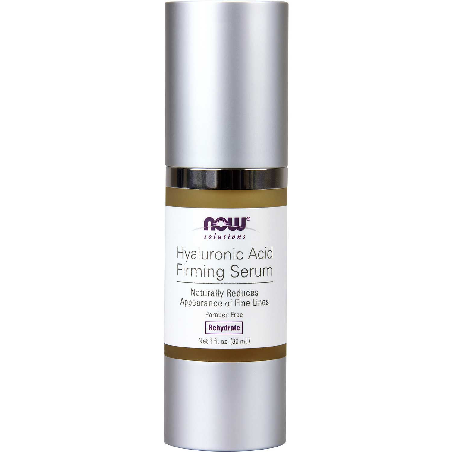 NOW Solutions Hyaluronic Acid Firming Serum, 30ml