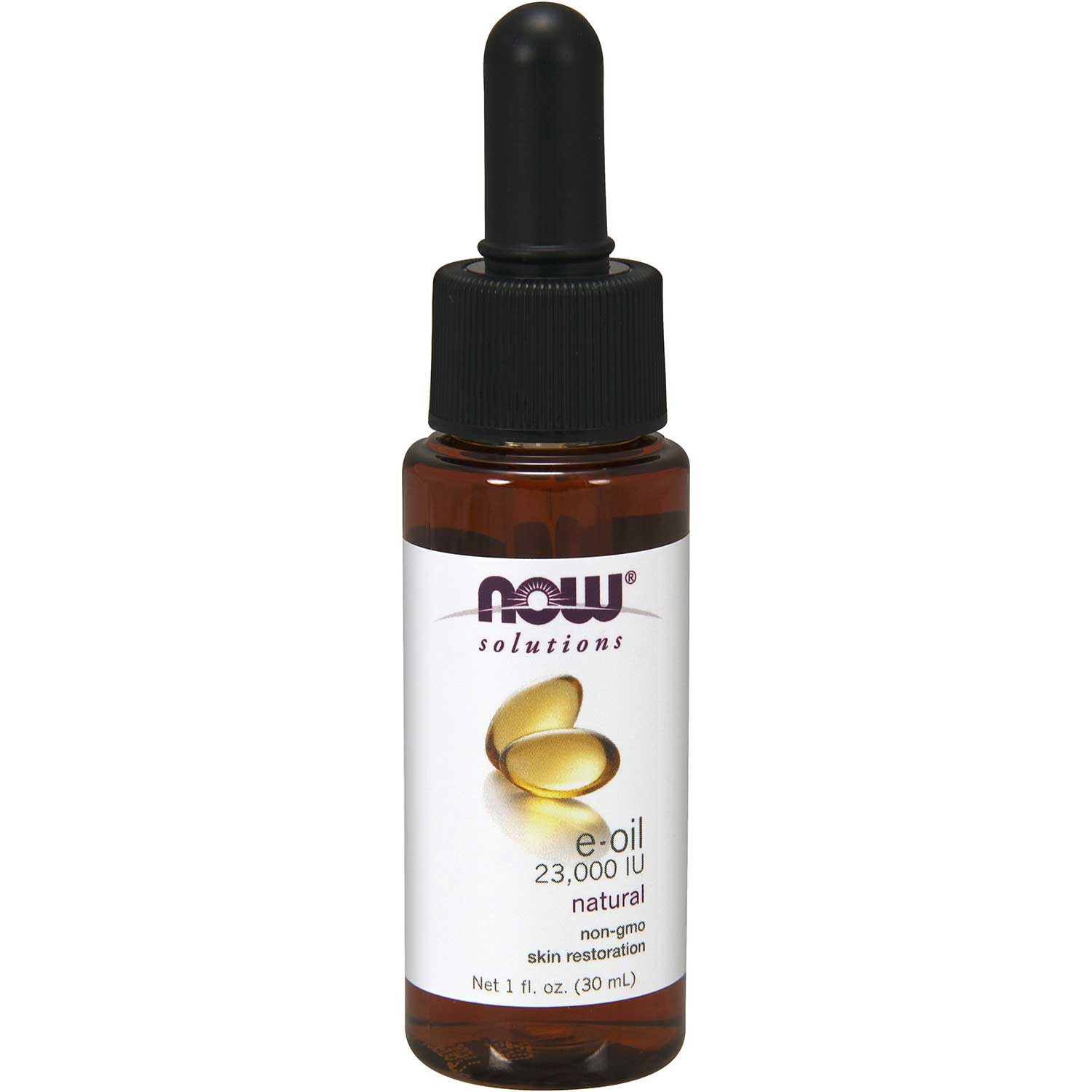 NOW Solutions Natural E-Oil, 30ml