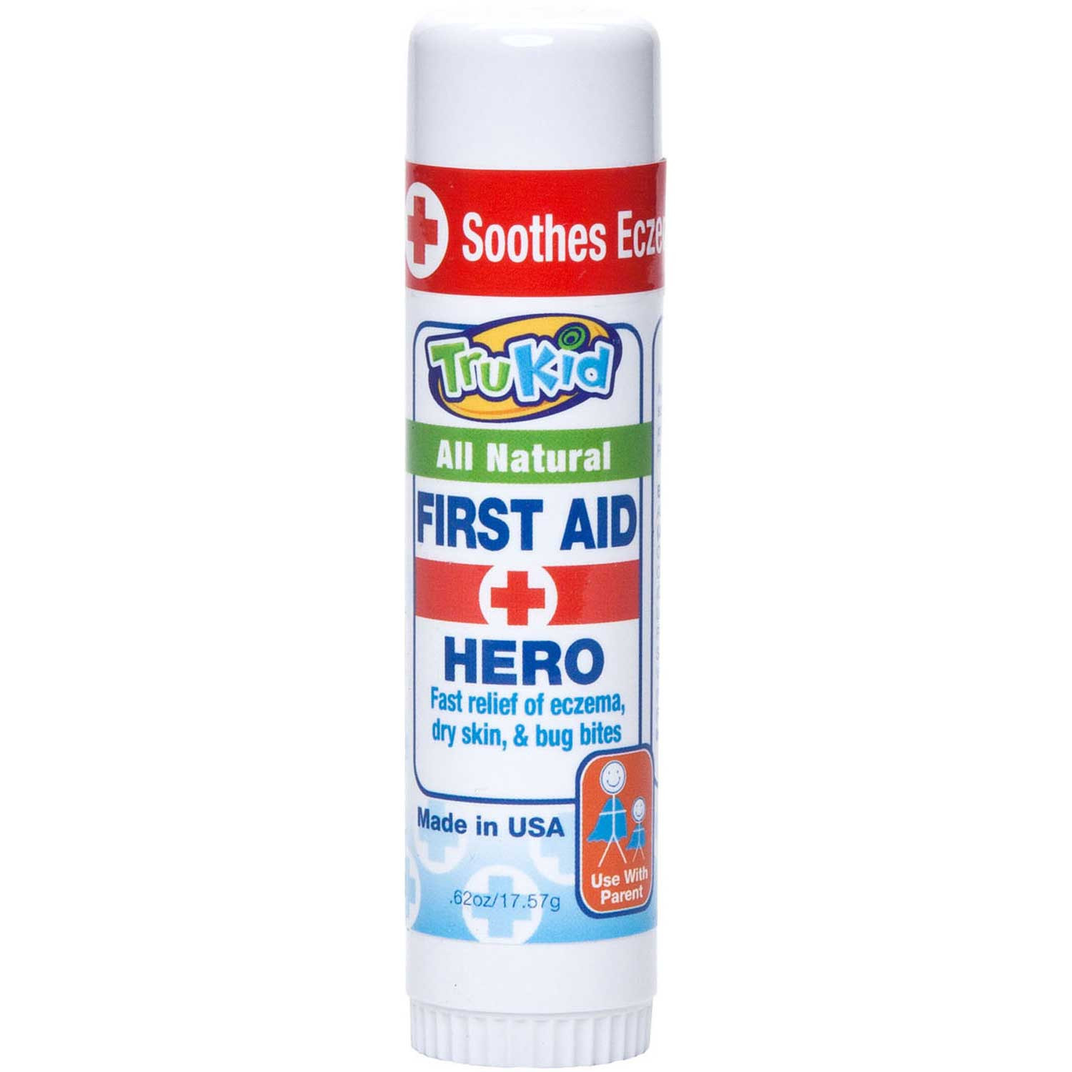 TruKid First Aid Hero Stick, 17.57g