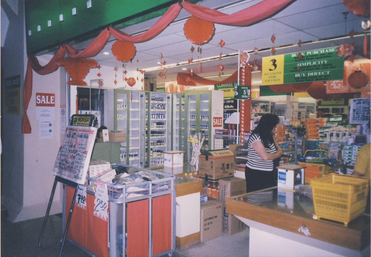 Brave Pre-beginnings: Vita-Life at Amara Hotel & Shopping Centre