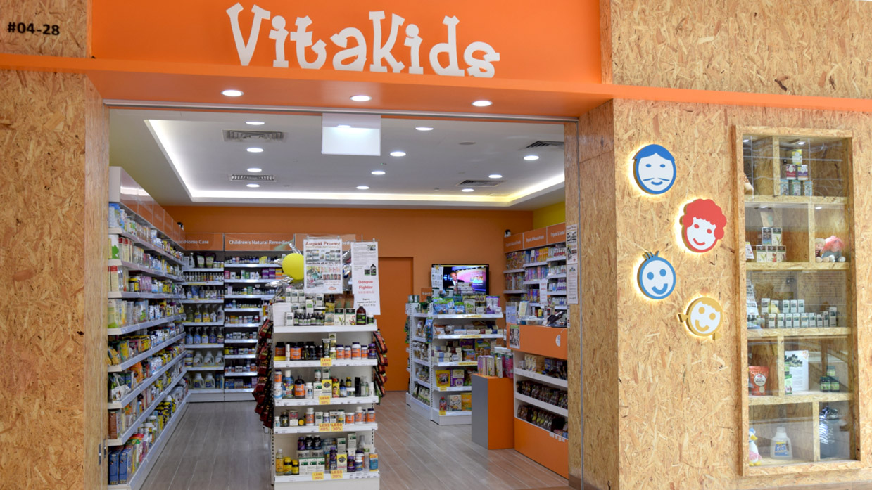 VitaKids opens 3rd store at Westgate