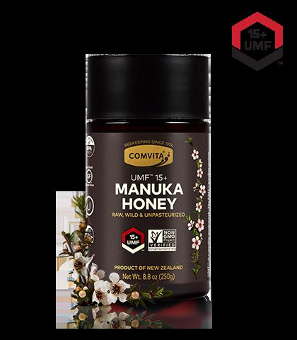 UMF™ 15+ MANUKA HONEY 8.8OZ