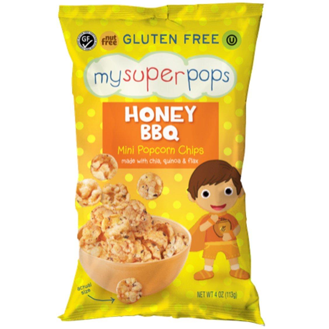 My Super Foods,MySuperPops- Honey BBQ,113g
