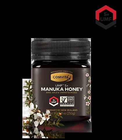 UMF™ 5+ MANUKA HONEY 8.8OZ