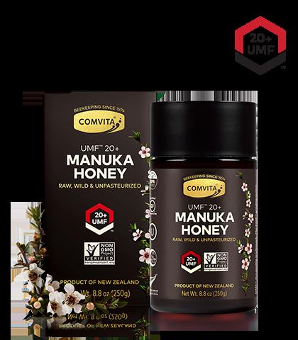 UMF™ 20+ MANUKA HONEY 8.8OZ