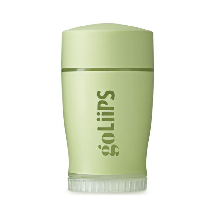 goLiips Lip Balm Twist- Mint Green Tea, 4g.