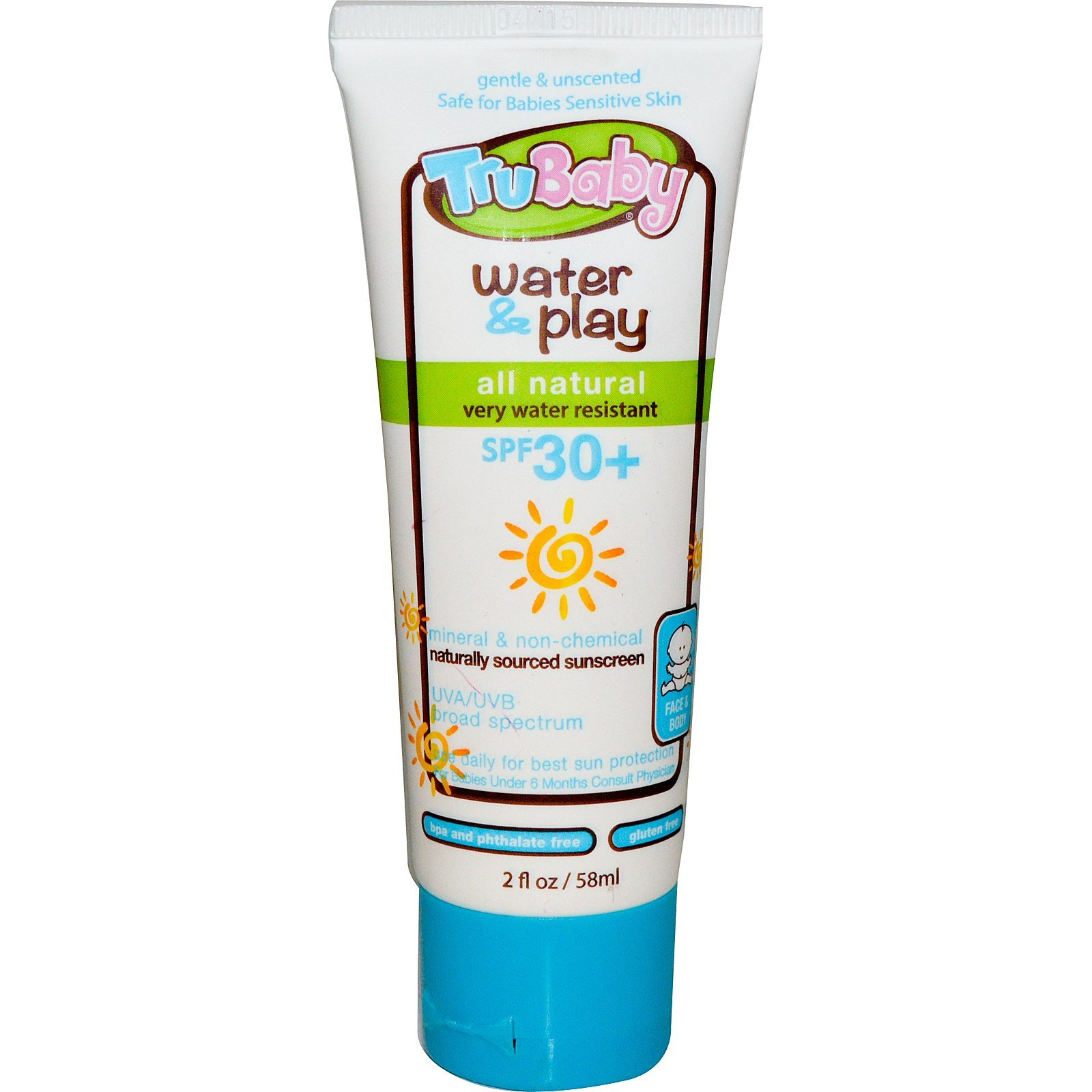Our Products Vitakids Sugar Baby Premium Swimming Pool Bubble Time Trubaby Water Play Unscented Resistant Uva Uvb Lotion 58 Ml